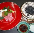 村沢牛ヒレ [一人前¥10,500(税込み)]