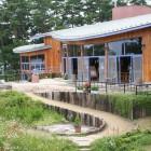 なかまの館森の番小屋・会議室どんぐり・わいわいホール・ふくろう文庫・風の子クラブがあり用途に合わせたご利用をしていただけます。