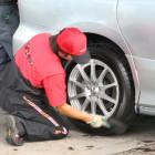 輸入石油のSSは、安心、安全のキーワード。楽しいカーライフは、昭和シェルのサービスステーションから始まります。洗車、整備など気軽に声を掛けてください。
