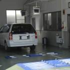 民間車検として最新の設備で承ります。