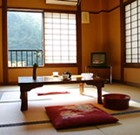 【客室:和室】 ご自分のお部屋のようにごゆっくりしていただける和室です。