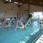 健康づくり 水中運動教室 運動初心者の方、筋力アップや脂肪燃焼、生活習慣病の改善を目的とする方に最適です。