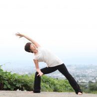 -Aroma yoga Retreat-のロゴ