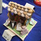 コンテストに出品したアイシングクッキーです。