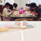 アイシングクッキー教室。  これから、4人位の少人数のアイシングクッキー教室を、店の厨房でできないか検討中です。