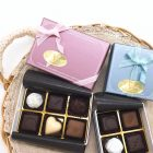 バレンタインデー定番のボンボンショコラ。6個入と4個入があります。