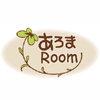 あろまRoomのロゴ