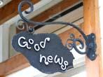 Good Newsのロゴ