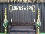 LOHAS★SPAのロゴ
