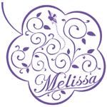 Melissa メリッサのロゴ