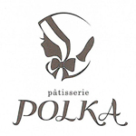 PÂTISSERIE POLKAのロゴ