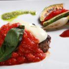 ハンバーグ イタリアン