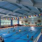 館内には25mの温水プールの他に、お子様用・幼児用のプールもあります。