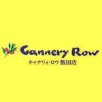 Cannery Row 飯田店のロゴ