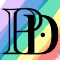 P.D クロスメイク®︎のロゴ